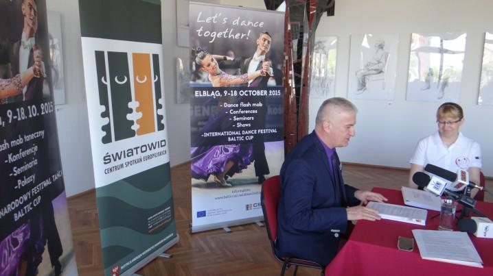 Konferencja prasowa inaugurująca kampanię promocyjną projektu